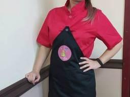 Костюм пекаря Гурман униформа для сферы обслуживания