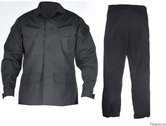 Костюм полевой, униформа для охраны, куртка и брюки охранника