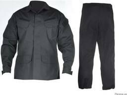 Костюм полевой,униформа для охраны, куртка и брюки охранника