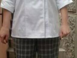 Костюм поварской Орион, китель и брюки