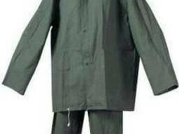 Костюм ПВХ с нейлоном, куртка,брюки,мужской,