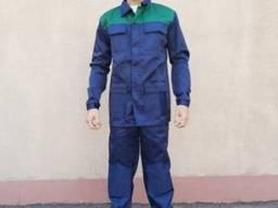Спецодежда - Костюм рабочий Бригадир с пк - спецодежда бюджетная цена