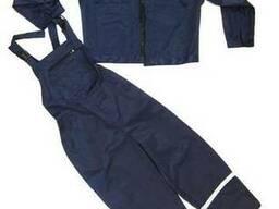 """Костюм """"Инженер"""" состоит из куртки и полукомбинезона."""