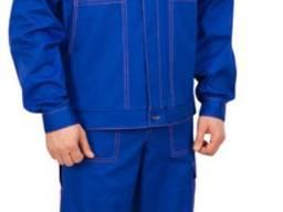 Костюм рабочий Дени. Куртка с полукомбинезоном. Пошив под заказ