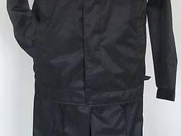 Костюм рабочий для охранника черный