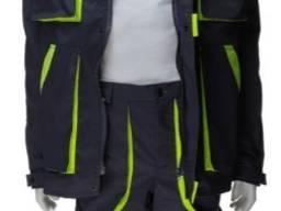 Костюм рабочий Экспрессо с брюками пошив под заказ