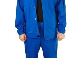 Костюм рабочий хлопок, куртка с брюками, спецодежда