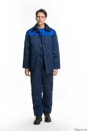 Костюм рабочий Мастер ( куртка полукомбинезон)