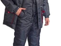 Костюм рабочий утепленный Спец с полукомбинезоном