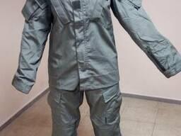 Костюм рабочий военный Комбо, тань рип-стоп олива,