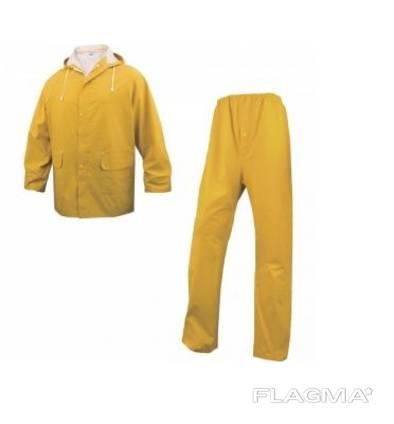 Костюм влагозащитный цвет желтый