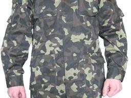 Костюм военно полевой камуфлированный
