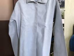 Костюм защитный спилковый куртка брюки