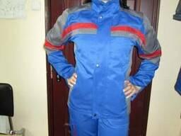 Женский рабочий костюм, рабочая одежда, спецодежда