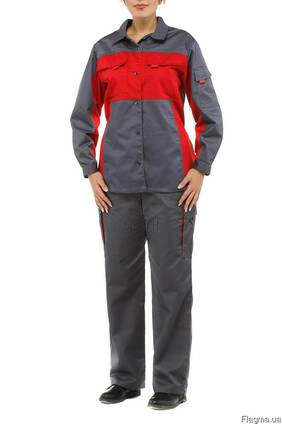 Костюм жіночий Леді Інтер, робочий одяг