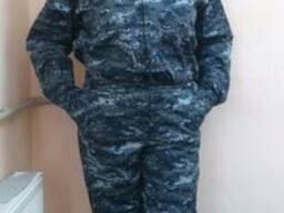 Костюм для охраны, камуфляжный костюм, униформа для охраны