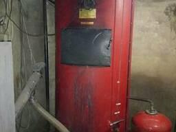 Котел бытовой на дровах 50 кВт SWaG 50 D 5