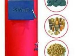 Твердотопливный котел SWAG 50 кВт U (универсальный)