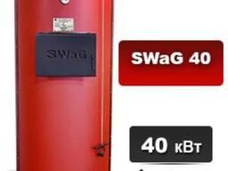 Котел длительного горения универсальный SWAG 40 кВт U