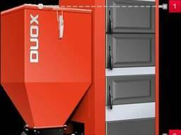Котел duox представляет собой конструкцию с двумя камерами