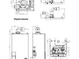 Котел газовый Sime Murelle HE 25 T ErP 26 кВт одноконтурный