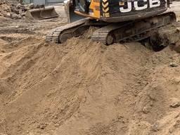 Суглинок . Грунт на подсыпку. Вторичный песок. Супесь. Щебень. Отсев.