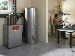 Котлы газовые горелки коллектор радиаторы тепловые насосы