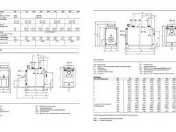 Котлы отопительные Viessman Vitoplex 200 (2 шт. )