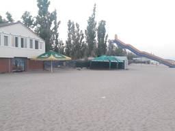 Аренда на 2021 Базы Отдыха 200 мест Собств. Пляж Азовское Море 20 км от Мариупол