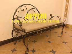 Кованая мебель под заказ
