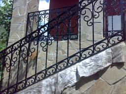 Ковані вироби: ворота, балкони, металоконструкції, навіси, тощо Гостомель, Ірпінь. ..