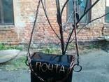 Кованое дерево с почтовым ящиком. - фото 3