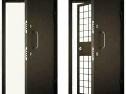 Бронедвери нестандартные, кованые двери