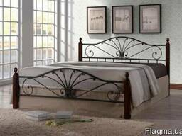 Кованые кровати. Кованая мебель. Металлические кровати