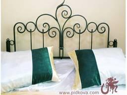 Кованые кровати с матрасом 160х200