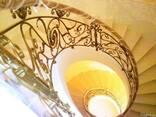 Кованые перила,лестницы под заказ - фото 2