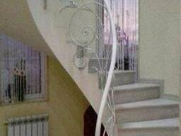 Кованые перила, ограждения для лестниц, балконов, террас