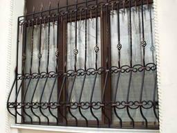 Кованые решетки на окно/двери под заказ Кривой Рог