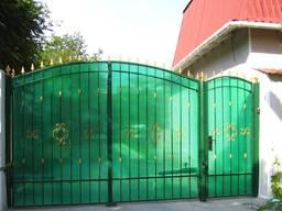 Кованые ворота цена Луцк - фото 8