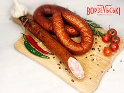 Колбаса домашняя п/к высший сорт от производителя