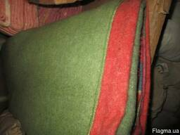 Ковдра односпальна шерстяна