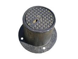 Ковер газового колодца круглый, купить, цена, продажа
