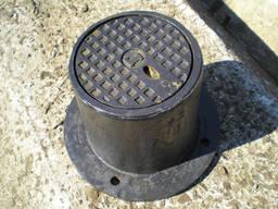 Ковер газовый большой (1 т)