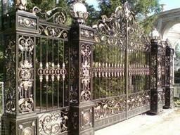 Ворота, изготовление ворот