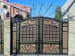 Ковка. Ворота, решетки , перила, мебель