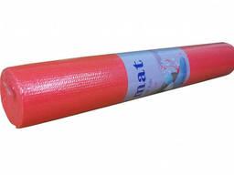 Коврик для фитнеса и йоги Profit Красный (MS1847(Red))