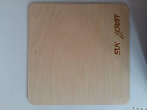 Коврик для мышки 300*300 с ВАШИМ лого