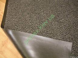 Коврик грязезащитный 60*90см. цвет серый