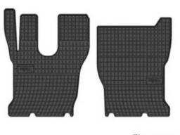 Коврики резиновые в грузовик Volvo FM от 1998 1652/007511