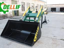 Ковш 2 метра на фронтальные погрузчики Dellif для. . .